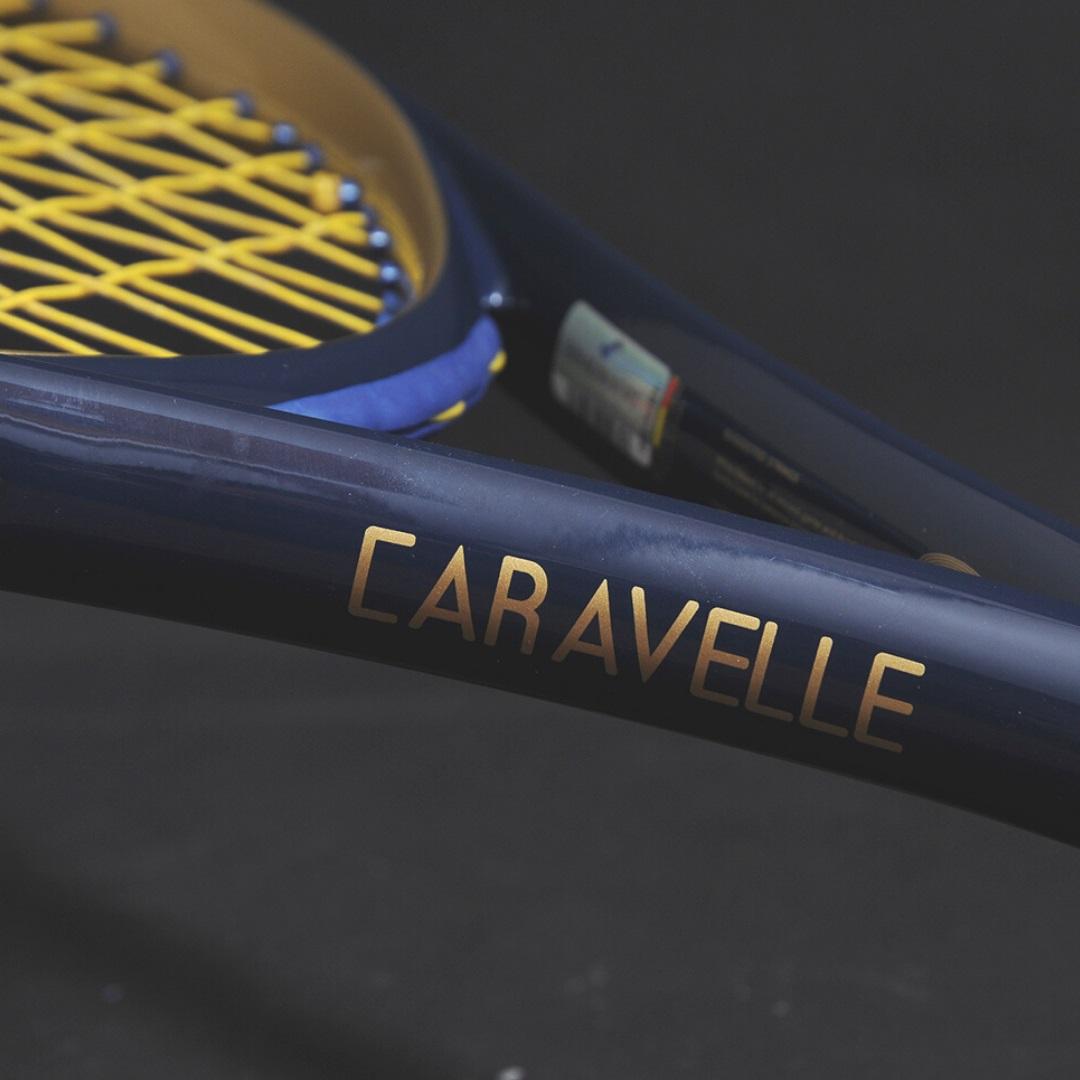 スノワートキャラベル100 265g SNAUWAERT CARAVELL100 テニスラケット