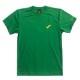 SNAUWAERT スノワート|クイックドライTシャツ ゲームシャツ ロゴ小