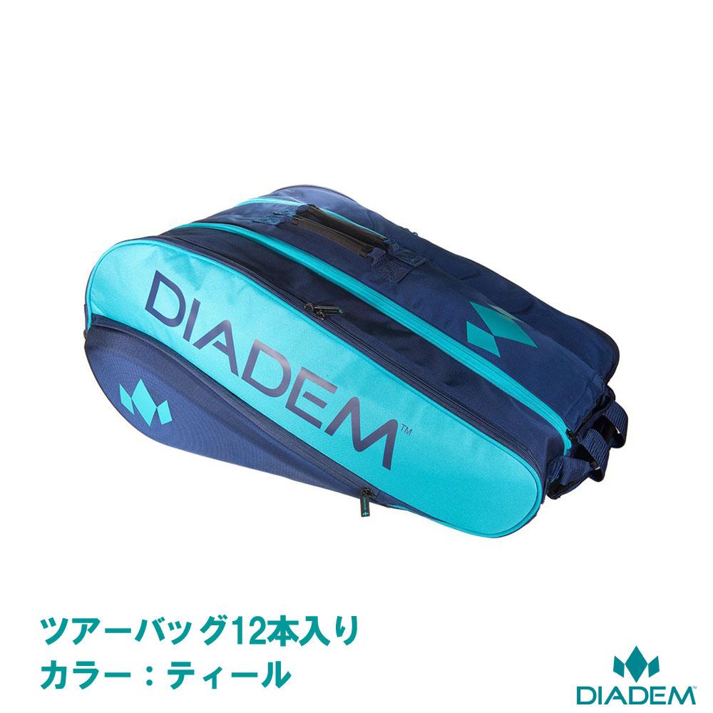 ダイアデム テニス ツアーバッグ ラケット12本収納 DIADEM TOUR 12-PACK BAG