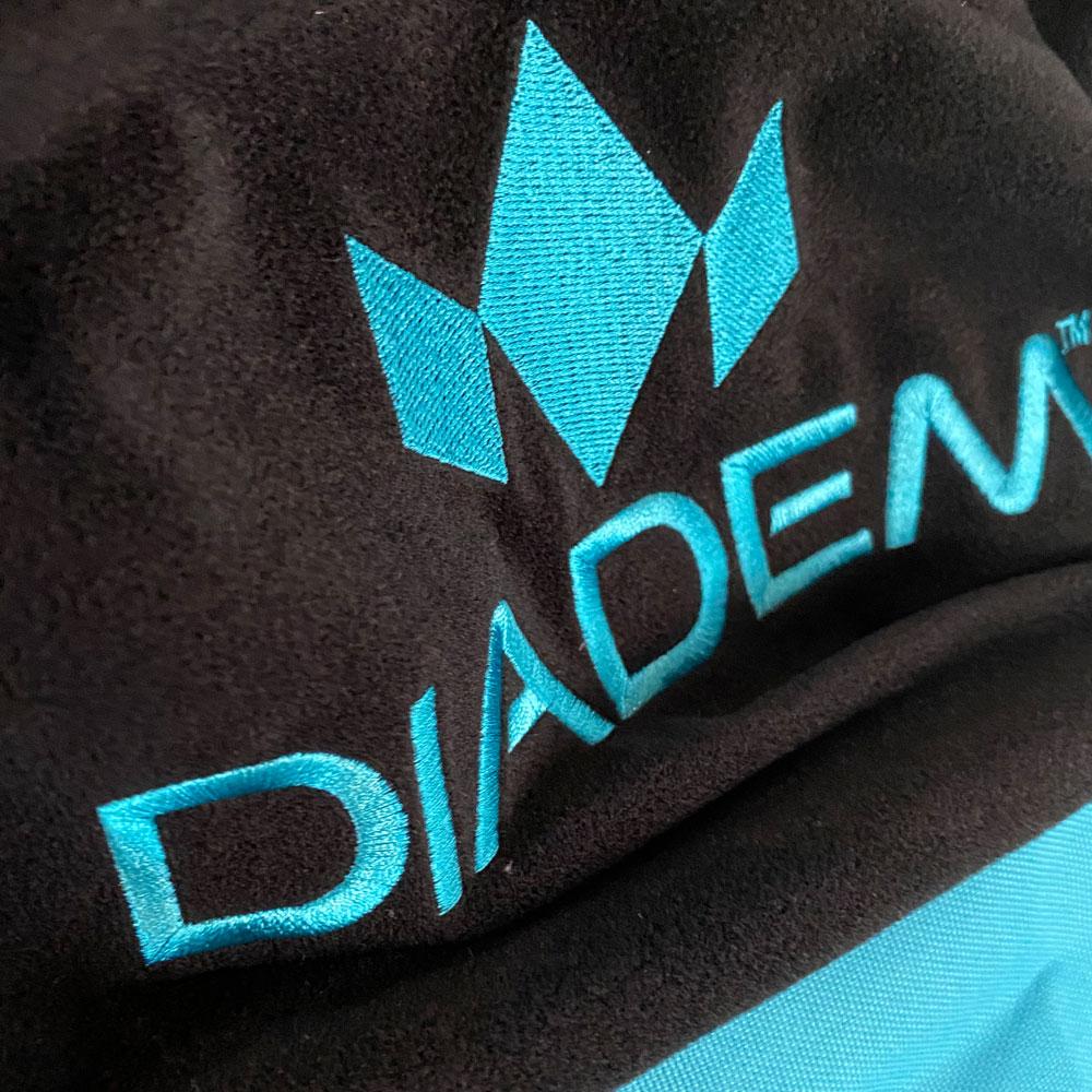 ダイアデム ラケット収納用 ソフトケース 2本収納 DIADEM