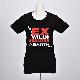 YOUR EX'LL BE JEALOUS Tシャツ(ブラック)(レディース)(Sサイズ)