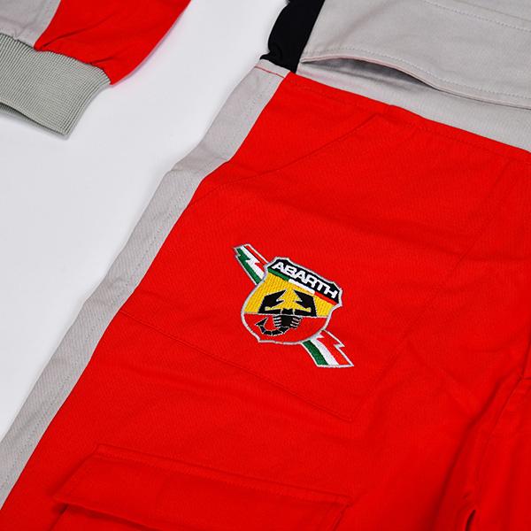 ABARTH × Kappa メカニック トラックスーツ(XLサイズ)