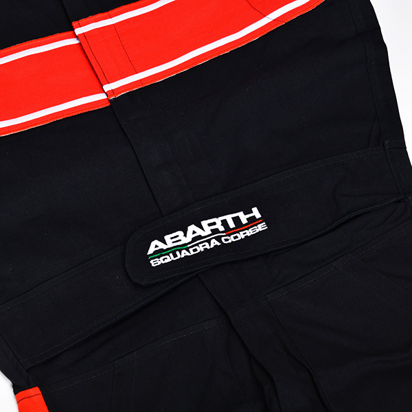 ABARTH × Kappa メカニック トラックスーツ(ブラック)(Mサイズ)