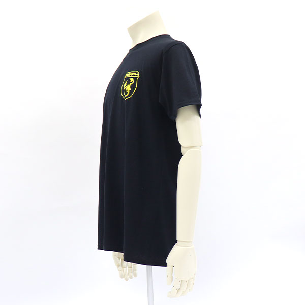 Tシャツ ロゴ(イエロー)(Lサイズ)