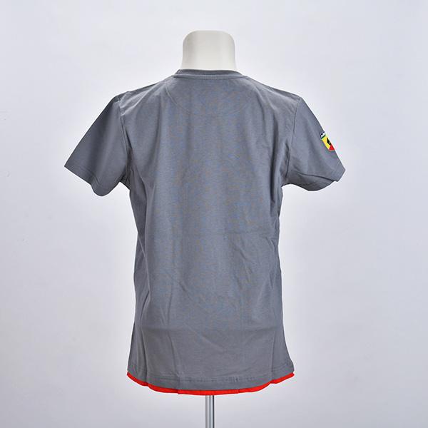 テクニカルパーツ Tシャツ(サスペンション)(グレー)(Lサイズ)