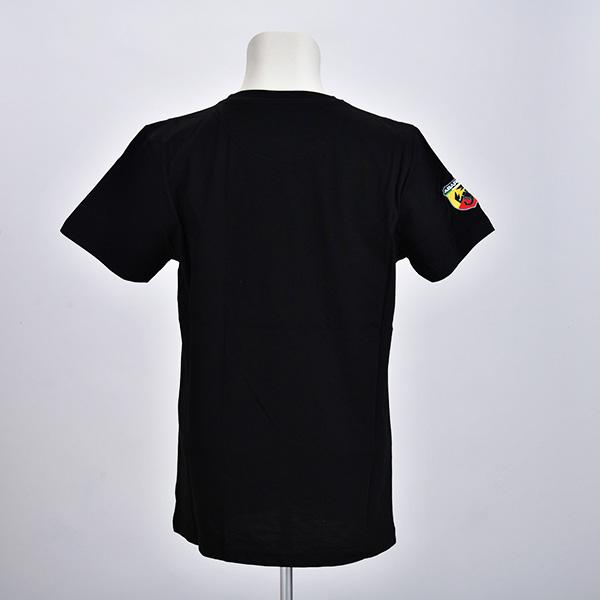 テクニカルパーツ Tシャツ(ホイール)(ブラック)(Lサイズ)