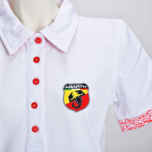 テクニカルパーツ ポロシャツ (レディース)(Sサイズ)