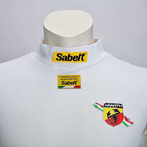 ABARTH×Sabelt レーシング アンダーウェア(Sサイズ)