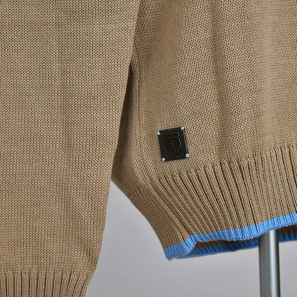 ヘリテージ Vネック セーター(Sサイズ)
