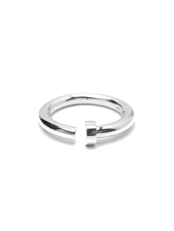 EPHEMERAL/エフェメラル <br>stud cut-off ring (single)