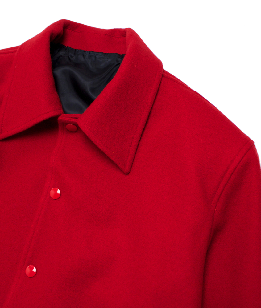 LITTLEBIG/リトルビッグ<br>Ribbed Jacket (Red)