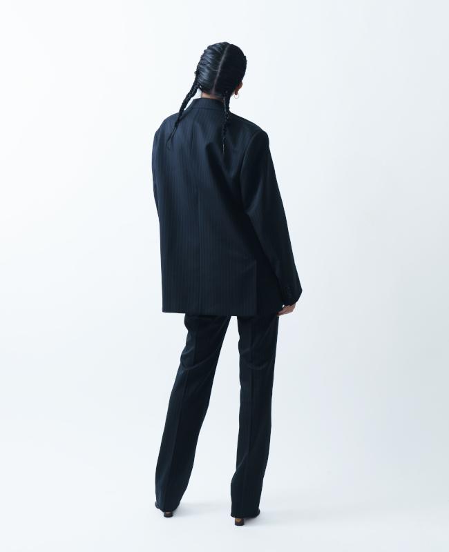 EPHEMERAL/エフェメラル <br>WOOL STRIPE PANTS