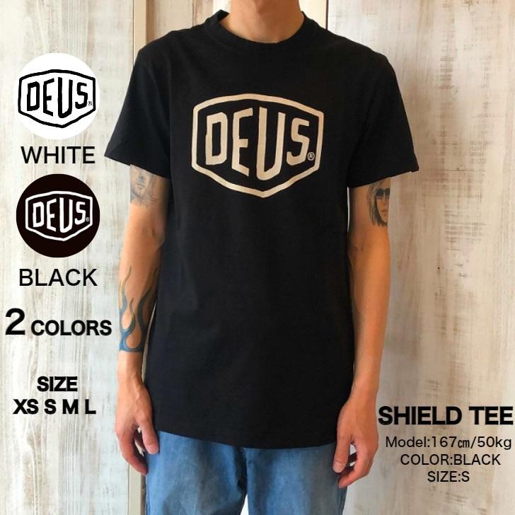 DEUS  SHIELD TEE  Classic Standard