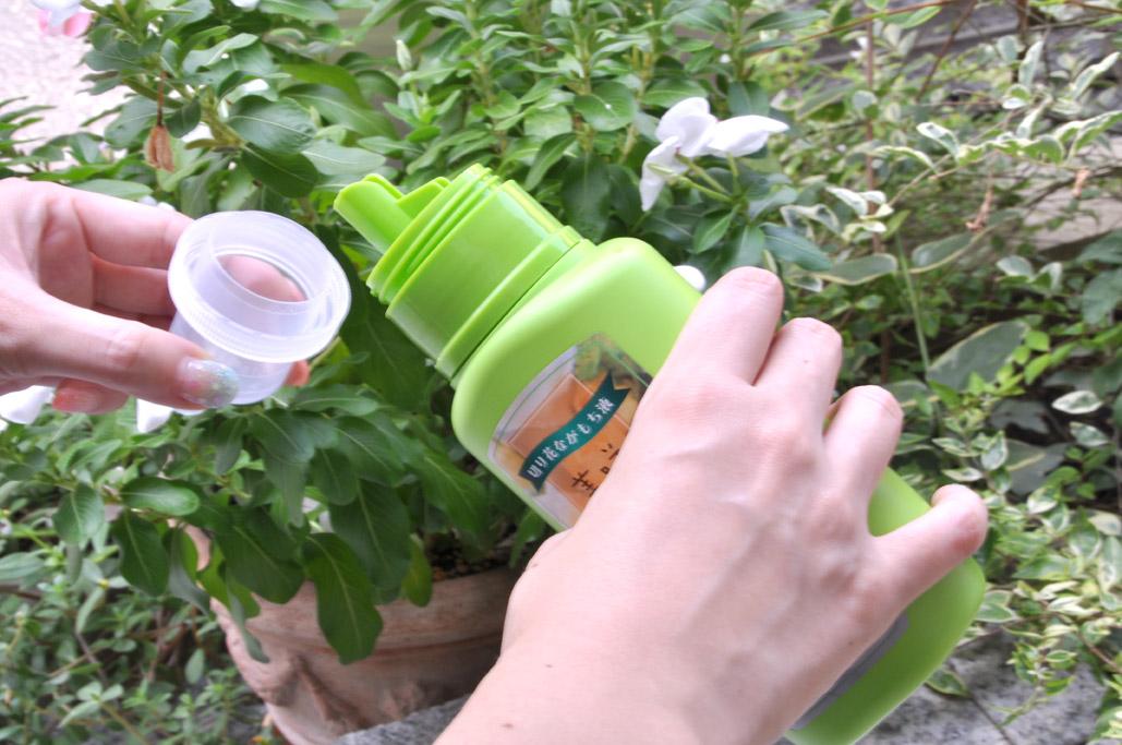 切り花ながもち液 美咲 320ml