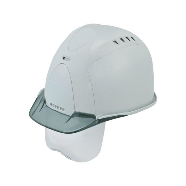 【スターライト】ヘルメット SS-821M ABS樹脂 布製ハンモック フェイスシールド付
