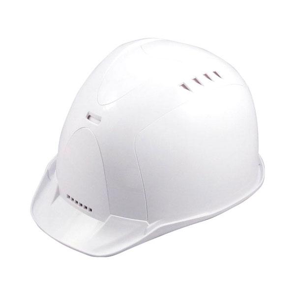 【スターライト】ヘルメット SS-831Z ABS樹脂 フェイスシールド付【作業用/工事用/産業用/防災用】