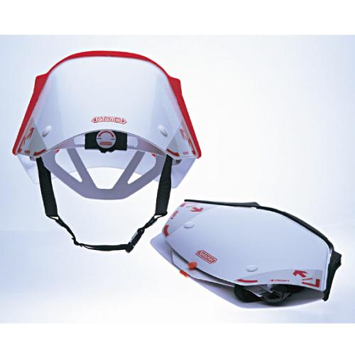 タタメット (Ta型S-Ta-TP式)防災用折りたたみ式ヘルメット【飛来・落下物用・災害備蓄用】
