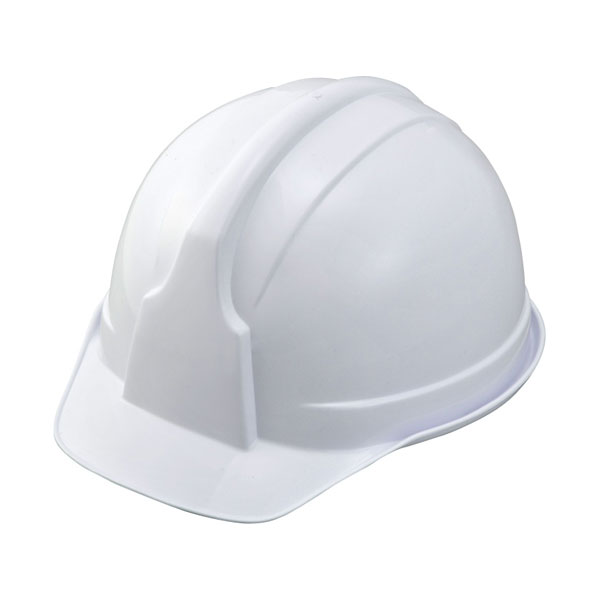 【スターライト】ヘルメット PC-100 PC樹脂 ライナーなし【作業用/工事用/産業用/防災用】