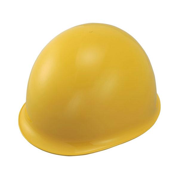 【スターライト】ヘルメット PC-5M PC樹脂 Mサイズ 耳タレなし【作業用/工事用/産業用/防災用】