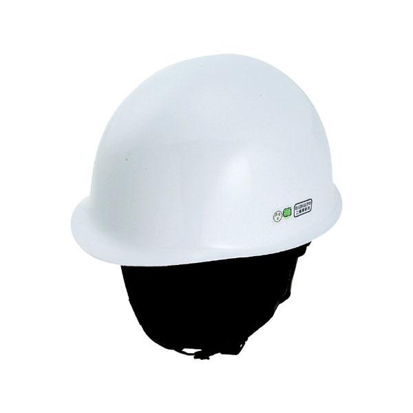 【スターライト】ヘルメット PC-5M PC樹脂 Mサイズ 耳タレあり【作業用/工事用/産業用/防災用】