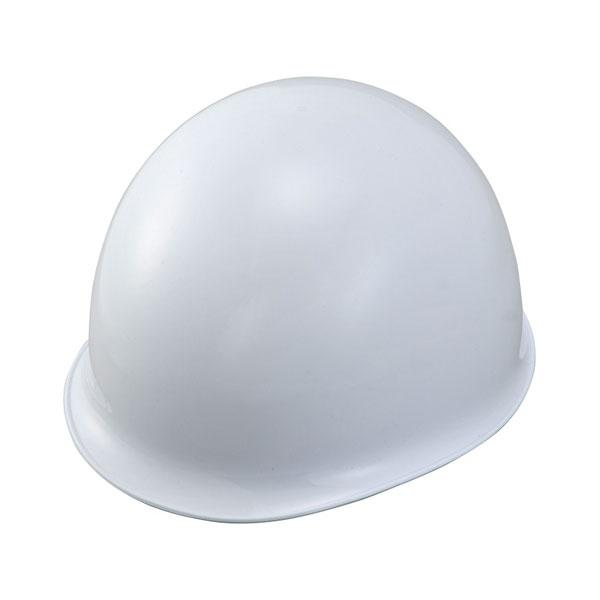【スターライト】ヘルメット PC-5L PC樹脂 Lサイズ 耳タレなし【作業用/工事用/産業用/防災用】