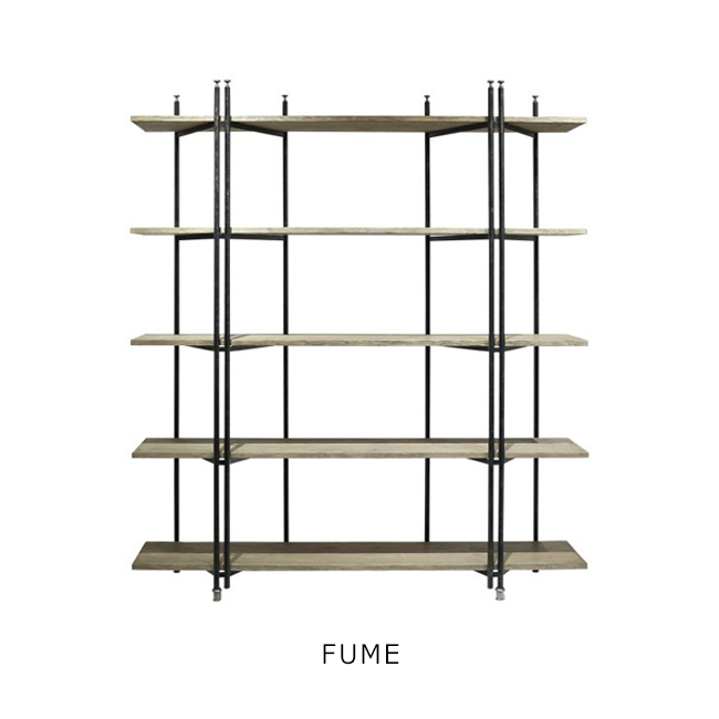 Eterno angle shelf