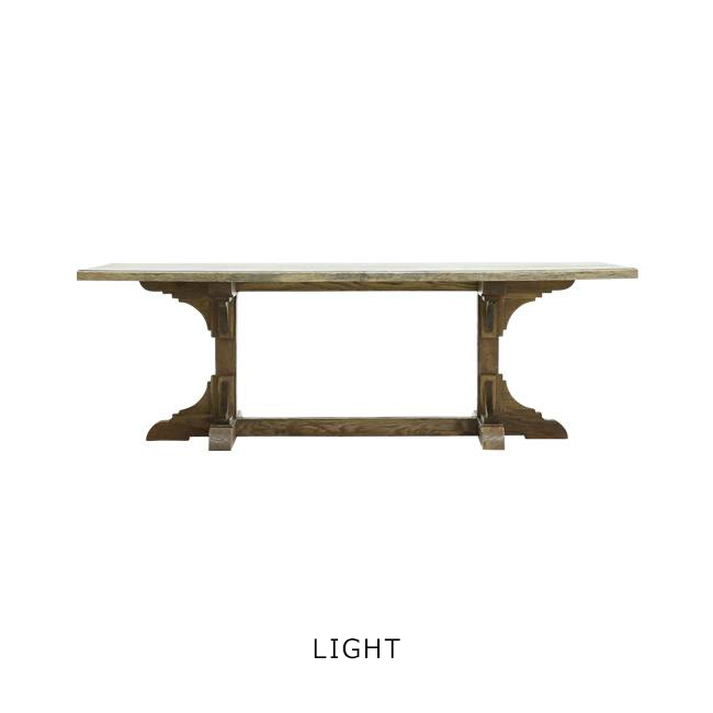 Rugged low table