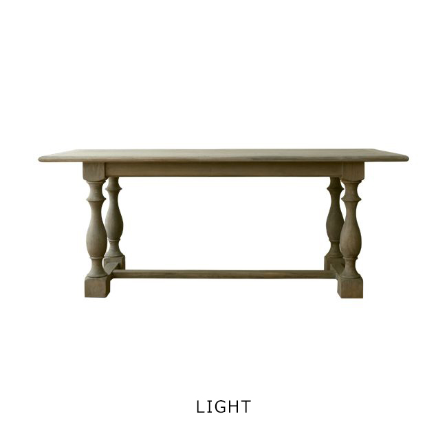 Brodia solid table