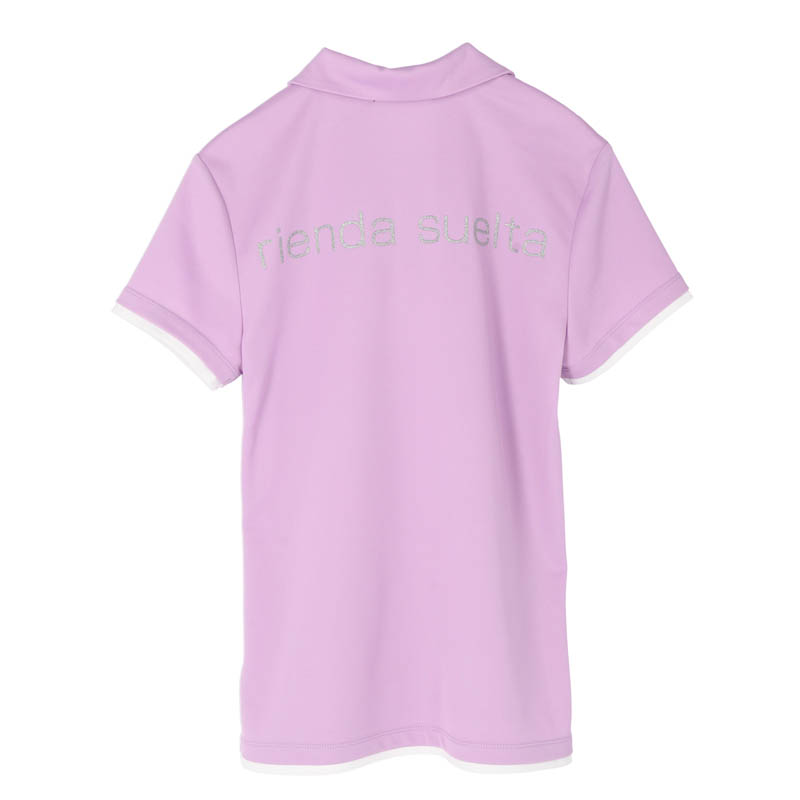 エアロクールロゴポロシャツ