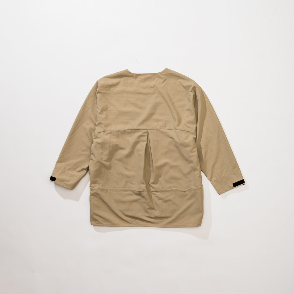 WIND SHELL PULLOVER
