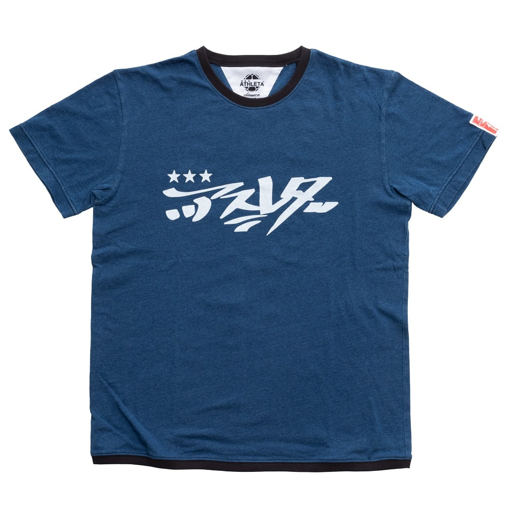 ATHLETAxTOMI-E Logo T-Shirts