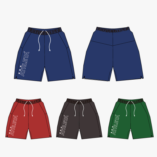 Classico Pile Pocket Shorts