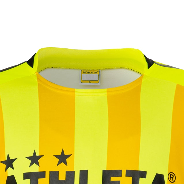 カラープラクティスシャツ