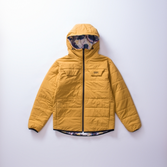 BBR REVERSIBLE INSULATED HOODY