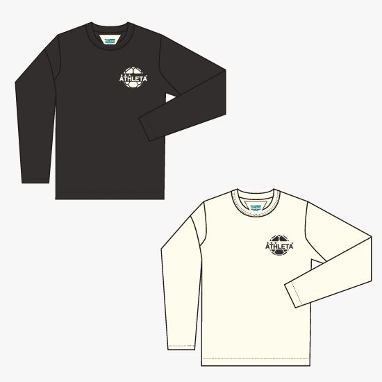 Classico Ball logo L/S T-shirts