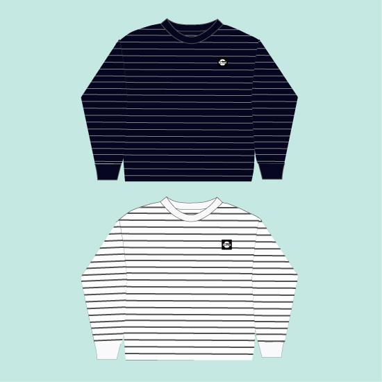 Classico Border L/S T-Shirts