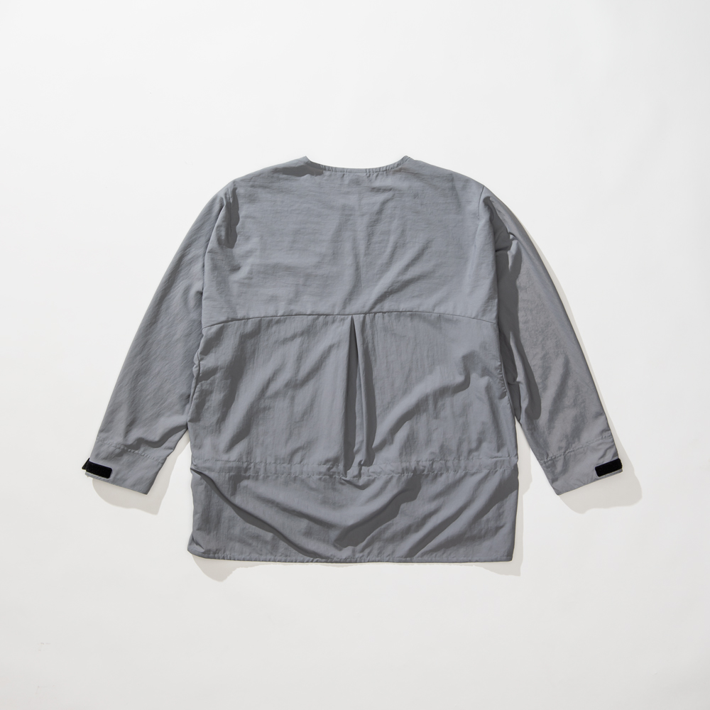 WIND SHELL PULLOVER 21SS