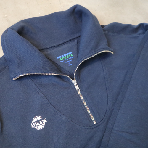 Classico H/Zip Sweat Jacket
