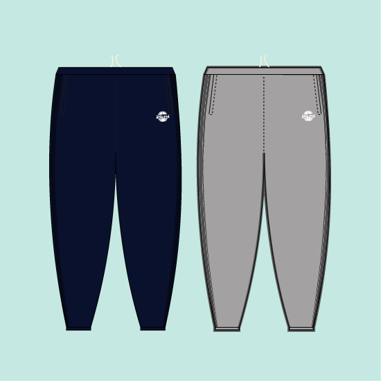 Classico Side Rib Sweat Pants