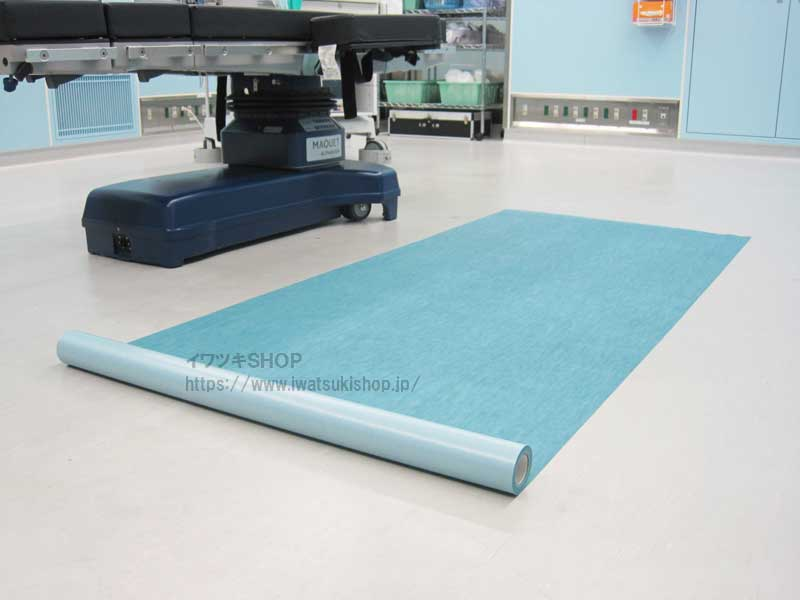 フロアシート(汚染防止床シート)