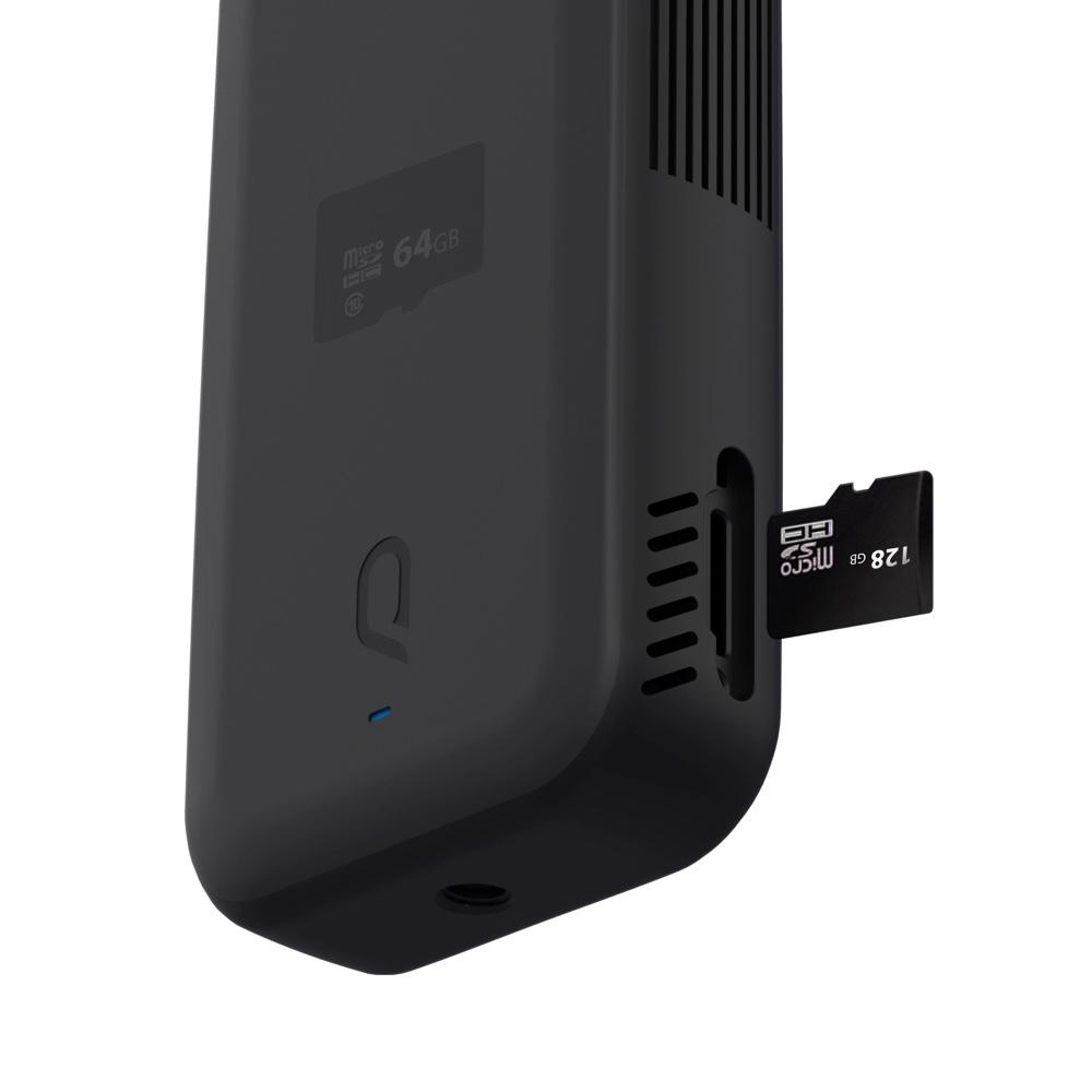KANDAO QooCam《クーカム》 8K ★在庫即納★世界最小の8K 360度カメラ 1 / 1.7インチの大型センサー搭載 2.4インチタッチスクリーン APS-Cレベルの超高画質