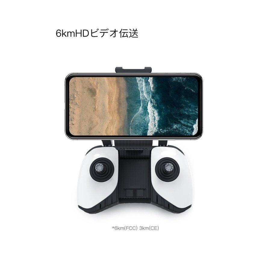 PowerVision PowerEgg X AIカメラ ドローン 4K自律式カメラ ハンディカメラ 高画質 水上離着陸 雨天飛行 リアルタイム録音 オールインワン製品