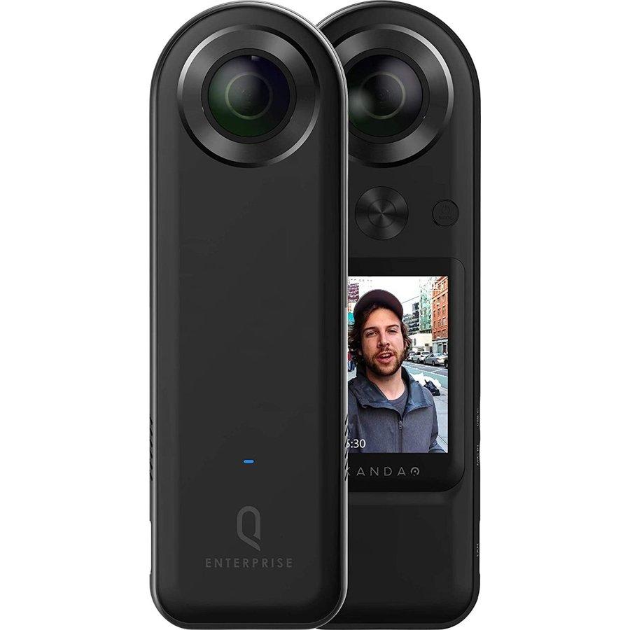 KANDAO QooCam8K Enterprise 8K VRライブ配信カメラ 360度ライブ配信ソリューション