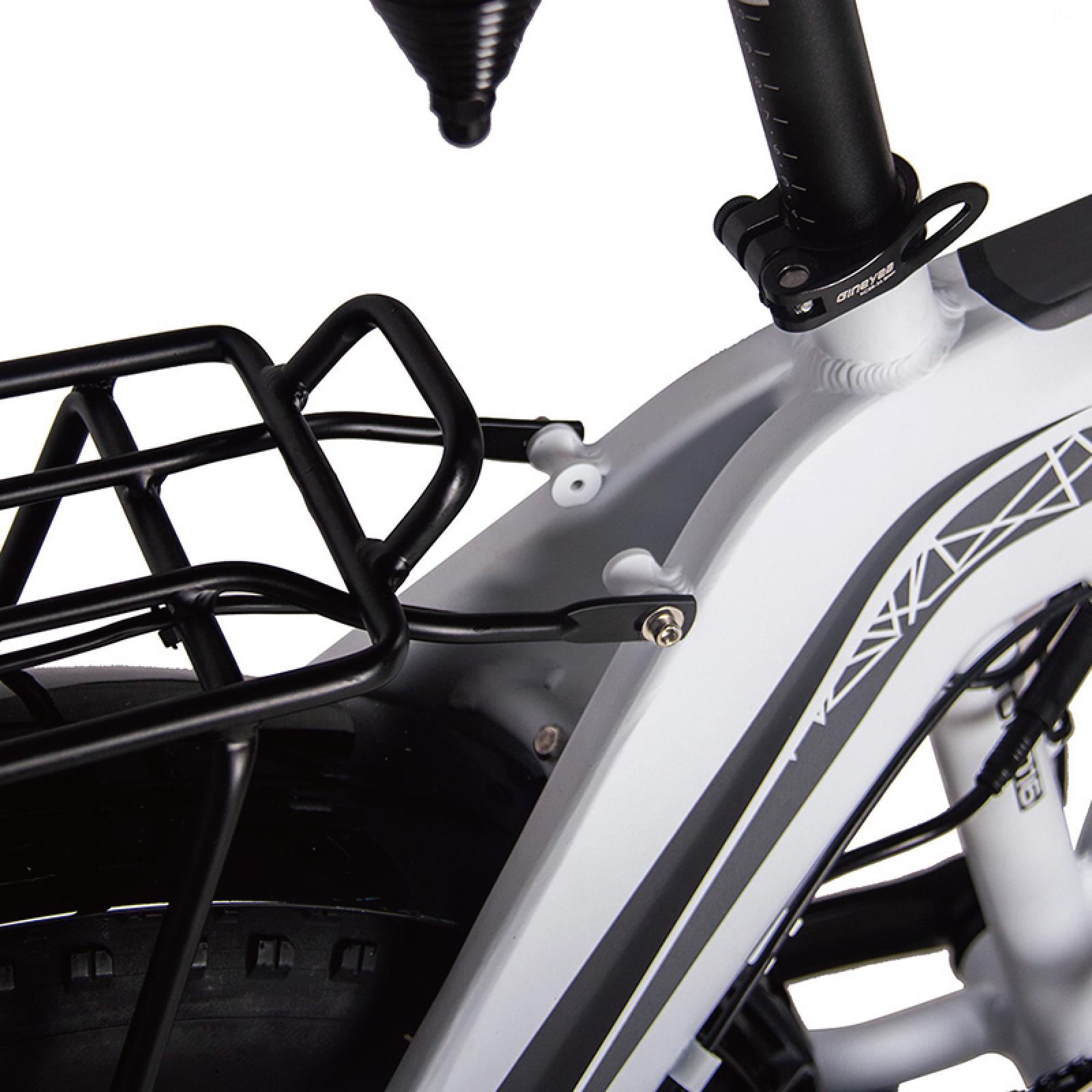 RICHBIT Smart EV TOP016 公道仕様 電動バイク 電動スクーター モペット 折り畳み式 スマートeバイク ハイブリッドサンドバイク スノーバイク 4色 送料無料