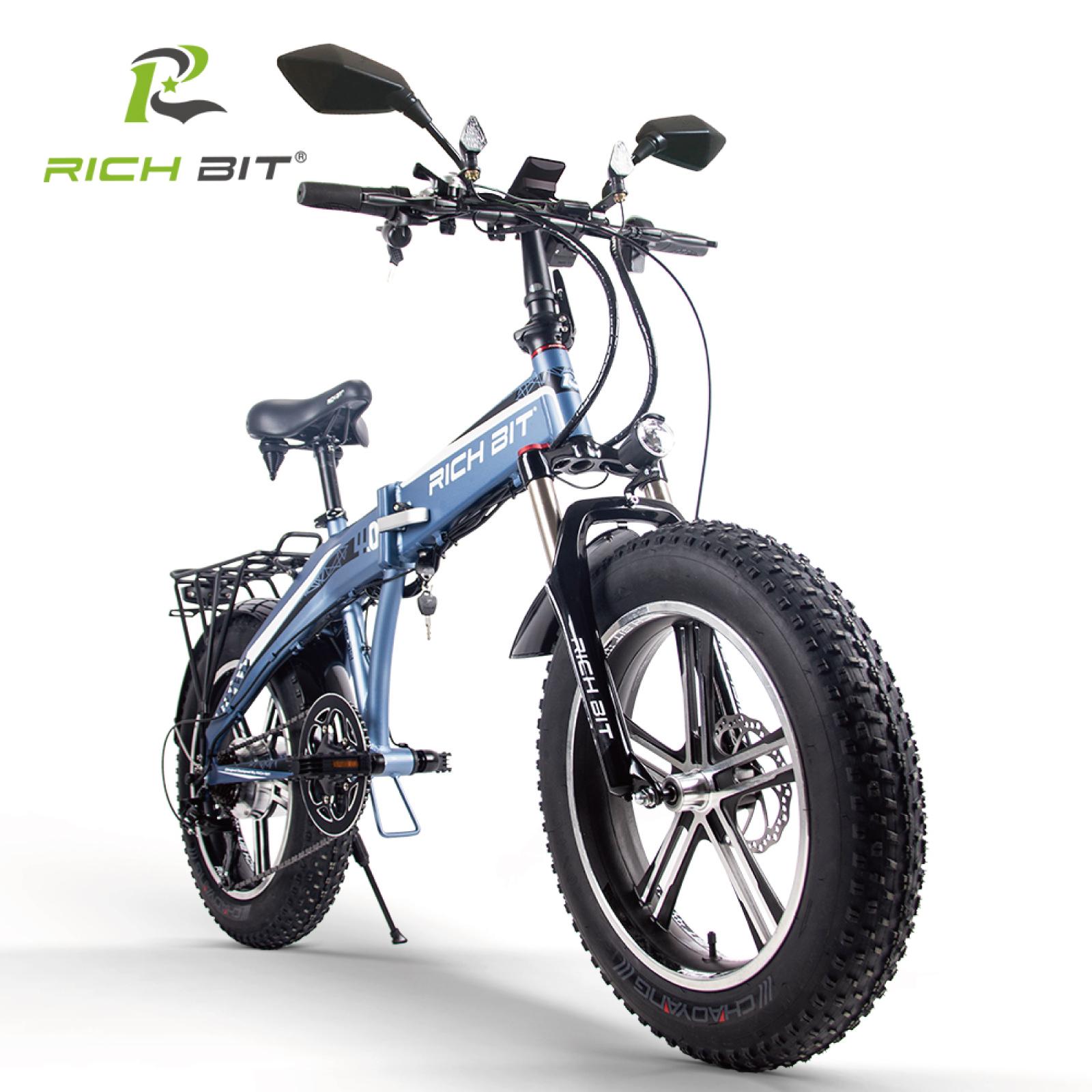 次世代Smart EV TOP016 電動ハイブリッドファットバイク「サンドバイク-PLUS」4色