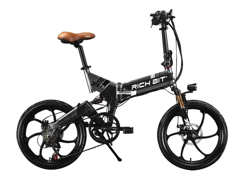 RICH BIT TOP730専用 リアキャリア 自転車荷台 ブラック