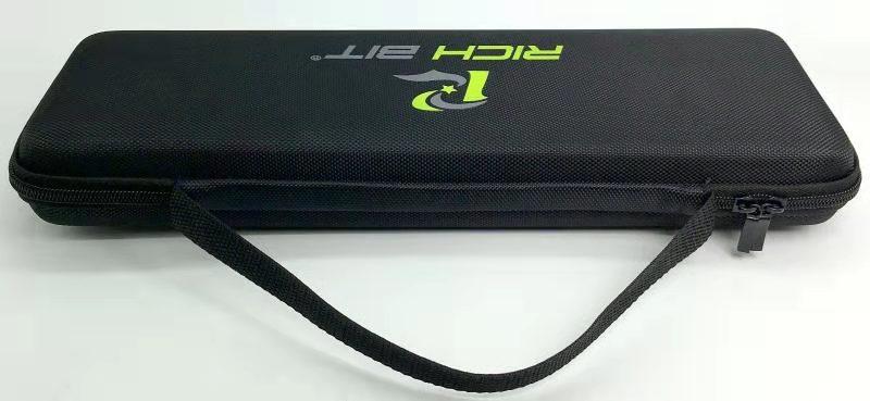 【安心のPSE適合製品】RICH BIT TOP619専用リチウムイオンバッテリー・ケースパック 大容量36V*9.6Ah 電動自転車専用 TOP618兼用可