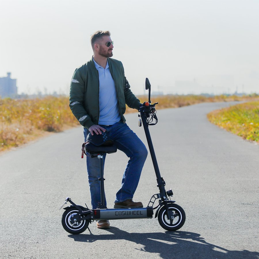 COSWHEEL EV SCOOTER 電動キックボード 電動キックスケーター 収納バッグ 汎用可