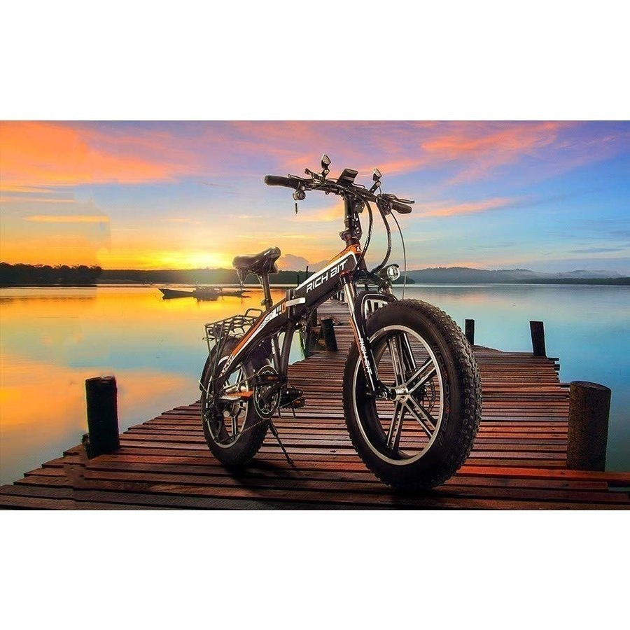 RICHBIT TOP016 専用タイヤ 20*4.0インチ FAT Bikeタイヤ