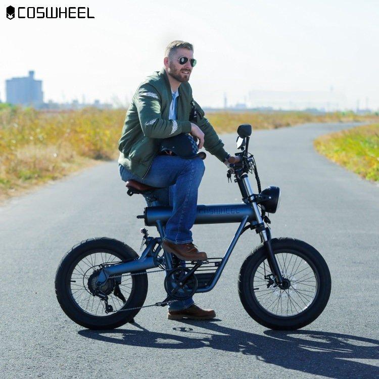 RICHBIT TOP016/COSWHEEL SMARTEV 兼用タイヤ 20*4.0インチ FAT Bikeタイヤ